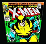 img - for The All New X-men Pop-Up (Marvel Comic Group) book / textbook / text book