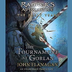 The Tournament at Gorlan Audiobook
