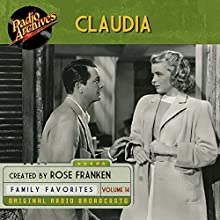Claudia, Volume 14 Radio/TV Program Auteur(s) : James Thurber Narrateur(s) :  full cast