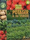 echange, troc Collectif - Encyclopedie visuelle du potager et du verger