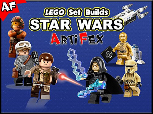 Clip: Lego Set Builds Star Wars - Season 3