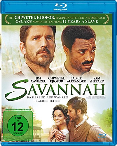 Savannah [Blu-ray]