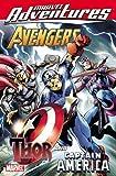 Paul Tobin Marvel Adventures Avengers: Thor & Captain America