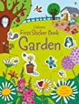 First Sticker Book Garden