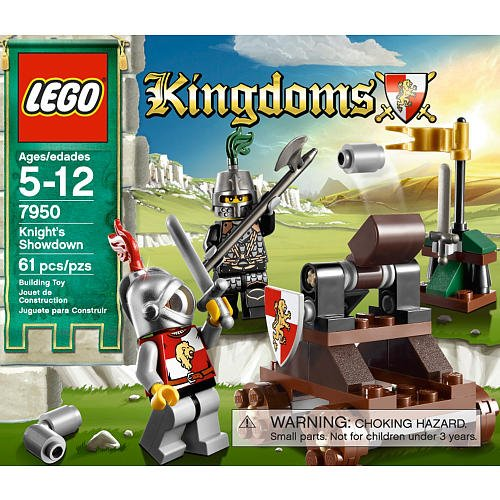LEGO Kingdoms Knight's Showdown 7950 Amazon.com