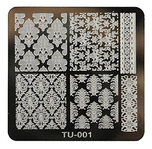 tongshi 1 pc mode diy polnischen beauty nail art. Black Bedroom Furniture Sets. Home Design Ideas