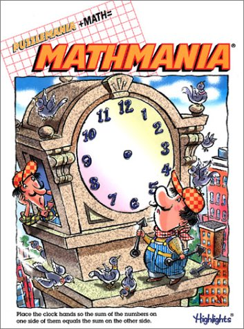 Image for Mathmania : Book 3
