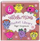Roger Hargreaves Little Miss Pocket Library