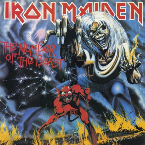 Iron Maiden - The Number Of The Beast (1998 Remastered CK 86210) - Zortam Music