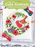 img - for Cross Stitch Cute Animals: 20 New Animal Models book / textbook / text book
