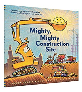 Book Cover: Mighty, Mighty Construction Site