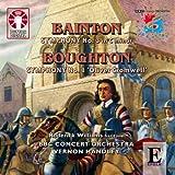 "Bainton: Symphony No. 3 / Boughton: Symphony no.1  ""Oliver Cromwell"""