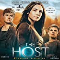 The Host: A Novel (       UNABRIDGED) by Stephenie Meyer Narrated by Kate Reading