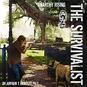 Anarchy Rising Audiobook