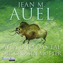 Ayla und das Tal der großen Mutter (Ayla 4) Hörbuch von Jean M. Auel Gesprochen von: Hildegard Meier
