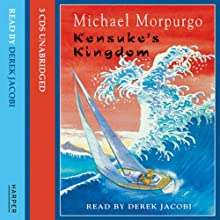 Kensuke's Kingdom Audiobook by Michael Morpurgo Narrated by Derek Jacobi