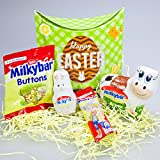 Milkybar Easter Fun Box - Buttons, Cow, Bunny and Bar - By Moreton Gifts