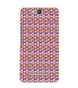 Records Donut Cycle Wheel 3D Hard Polycarbonate Designer Back Case Cover for Micromax Canvas Juice 3+ Q394 :: Micromax Canvas Juice 3Plus Q394