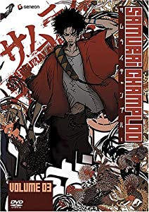 Samurai Champloo, Volume 3 (Episodes 9-12)