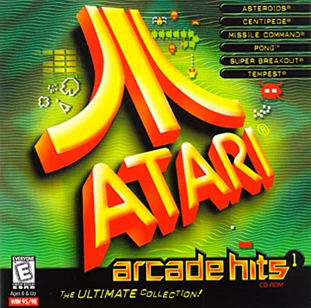 Atari Arcade Hits #1 (Jewel Case)