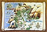 1000ピース ムーミン谷地図・1 AS-1000-193