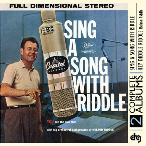 Nelson Riddle - Sing A Song With Riddle & Hey Diddle Riddle - Zortam Music