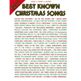 120 Best Known Christmas Songs: Piano/Vocal/Guitarby Alfred Publishing St