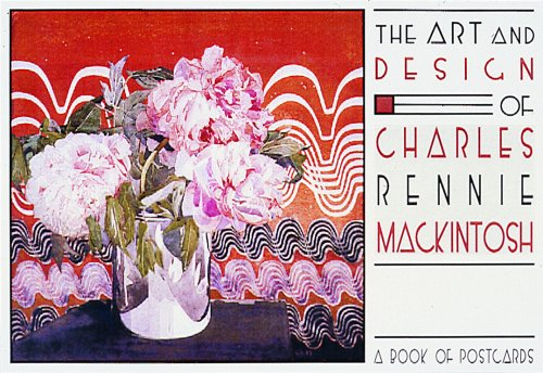 The Art and Design of Charles Rennie Mackintosh (Postcards)