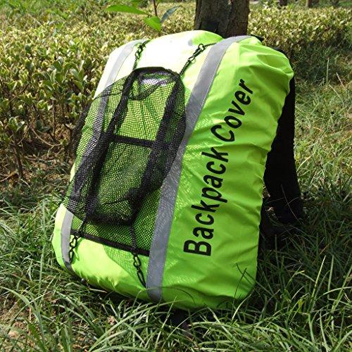 Camping 25l 40l Backpack Rucksack Bag Waterproof Cover Dustproof Luggage Bags Accessories Covers