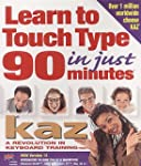 Kaz Version 12: Learn to Touch Type i...
