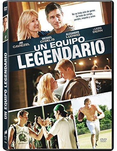 un-equipo-legendario-dvd