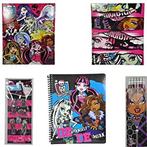... qty 1 monster high notebook and has been added to your cart add
