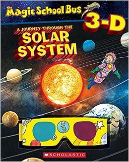 Magic School Bus 3-D: Journey Through the Solar System ...