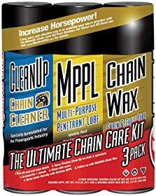 Maxima Chain Wax Ultimate Chain Care Kit - Combo 3 Pack 70-749203