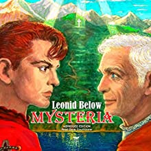 Mysteria Audiobook by Leonid Belov Narrated by Dave Courvoisier