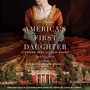 America's First Daughter Hörbuch