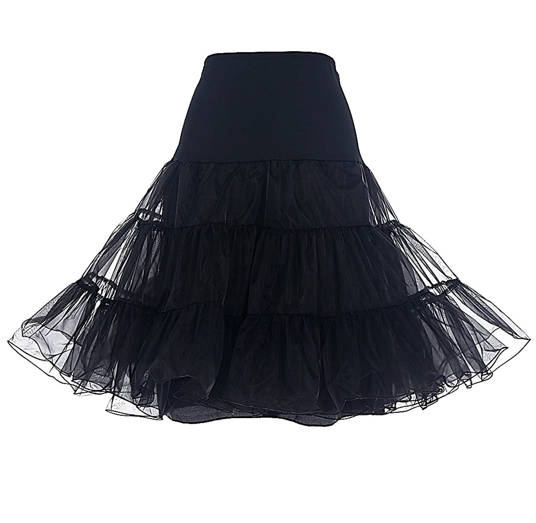 Dresstells Wedding bridal 1950 Petticoat Reifrock Unterrock Petticoat Underskirt Crinoline für Rockabilly Kleid online kaufen