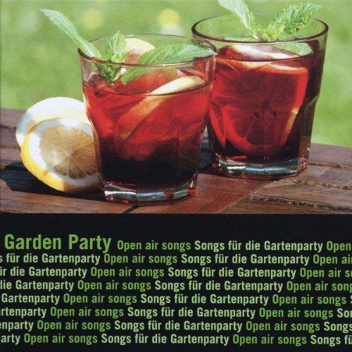 BUTLERS GARDEN PARTY CD Open-Air Songs