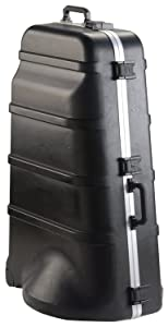 SKB Large Universal Tuba Case with Wheels forthputting other related contents