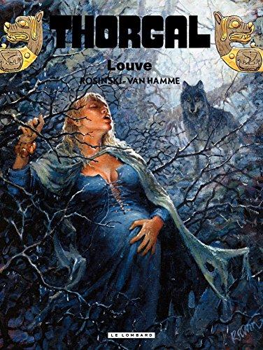 Thorgal - Tome 16 - Louve