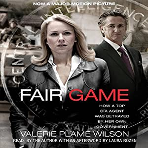 Fair Game Hörbuch