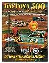 11th Annual 1969 Daytona 500 Canvas 22 x 30 Program Print – Mounted Memories Certified – Original…