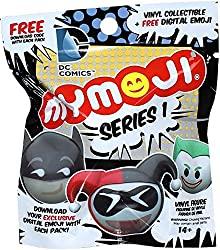 Funko DC Comics Series 1 Mymoji Blind Bag Minifigure - 1 blind bag