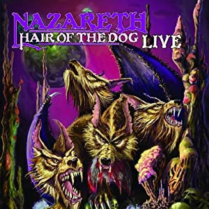 Nazareth Hair Of The Dog Live Amazon Com Music