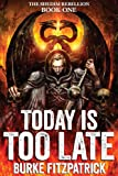 Today Is Too Late (The Shedim Rebellion Book 1)