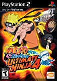 Ultimate Ninja 4: Naruto Shippuden for PS2