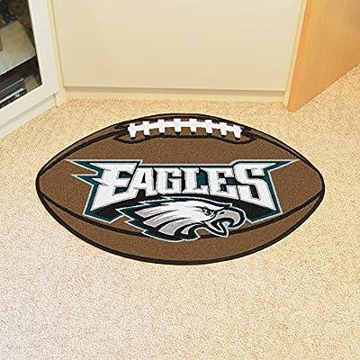 """Philadelphia Eagles Football Rug 22""""x35"""""""