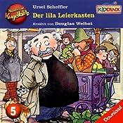 Der lila Leierkasten (Kommissar Kugelblitz 5) | Ursel Scheffler