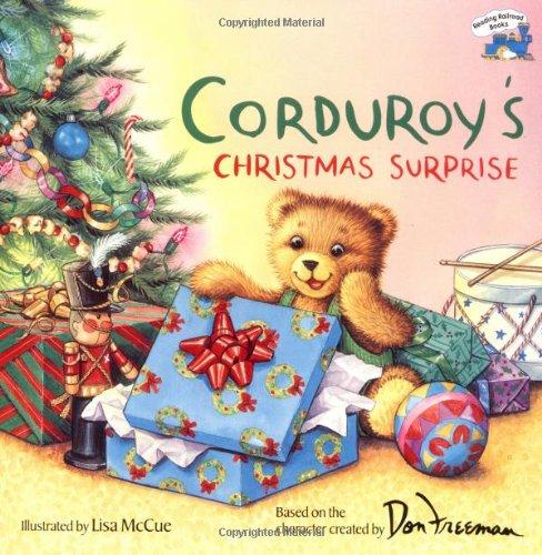 The Littlest Christmas Tree Story: Corduroy's Christmas Surprise