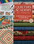 Quilters Academy Vol. 1 Freshman Year...